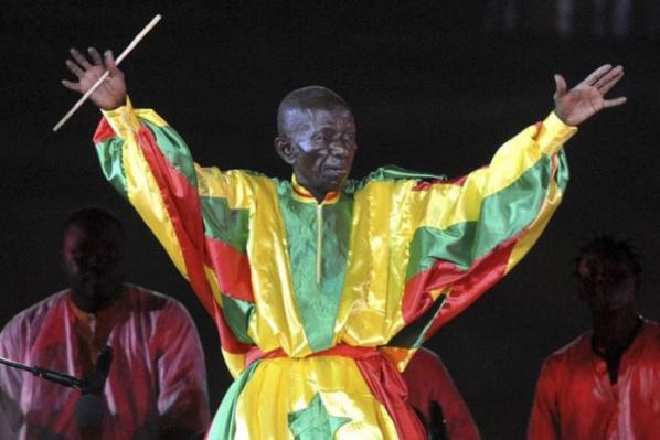 Hommage : Le rond-point de la Rts baptisé au nom du tambour major Doudou Ndiaye Rose