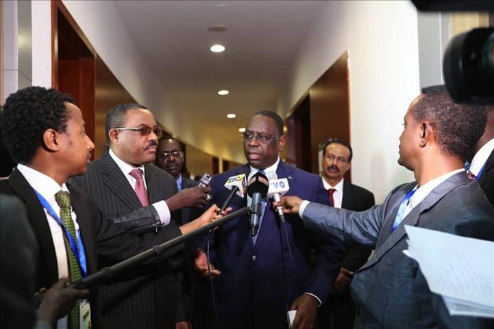 Présidence de l'Ua : Macky Sall parraine Abdoulaye Bathily