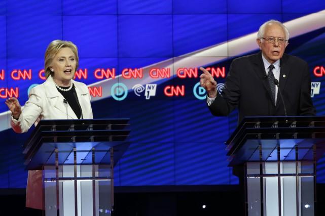 Hillary Clinton refuse un ultime débat avec Bernie Sanders