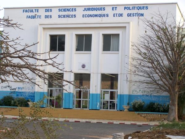 """Fac Droit Ucad : Quand les profs """"violent"""" les lois"""
