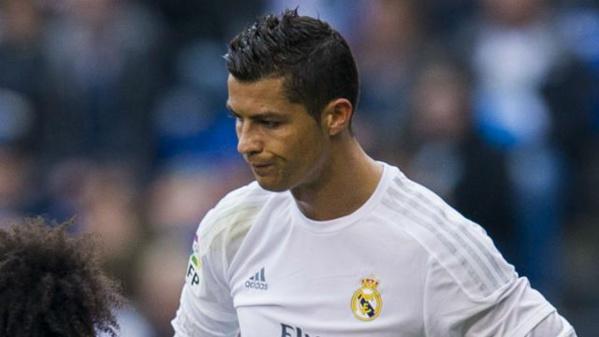 Ligue des champions: Scare pour le Real Madrid Ronaldo boitant sur la formation