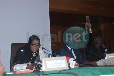 Nafi Ngom Keita sur l'affaire Petro Tim et la Corruption à l'Iaaf : « L'ouverture de ces enquêtes est normale et s'inscrit dans une logique démocratique »