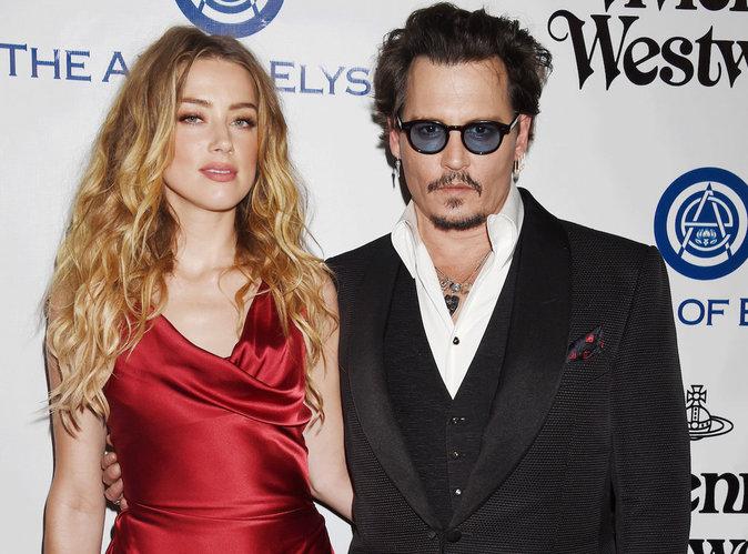 Johnny Depp : Amber Heard demande le divorce !