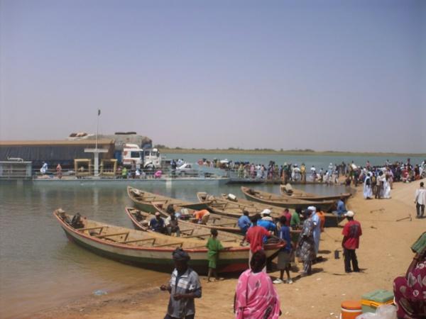 Rosso Mauritanie : Deux éléments de la garde nationale blessés en pourchassant des trafiquants d'alcool sénégalais
