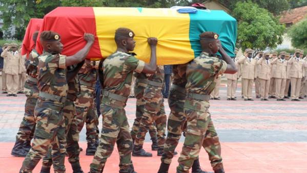 Urgent: Trois soldats sénégalais tués dans un accident en Côte d'Ivoire