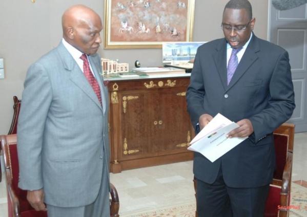 Dialogue national : La lettre salée de Wade à Macky