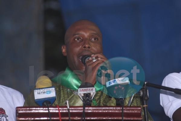Dialogue national : Barthélémy Dias attaque Macky Sall