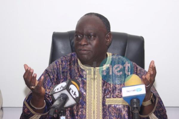 """Me El Hadj Diouf au Président Sall : « Personne ne me supporte au niveau de votre parti"""""""