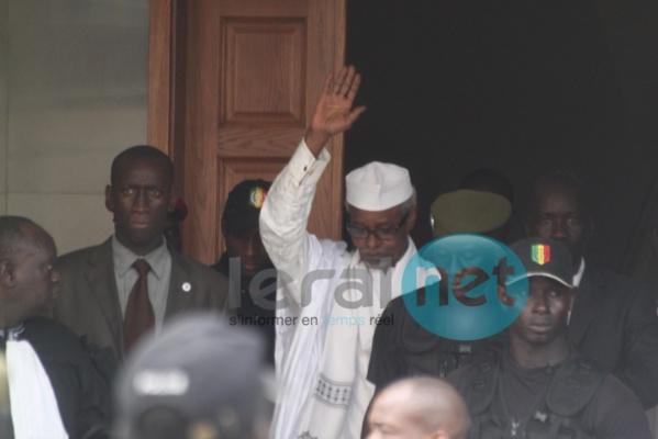 Chambres africaines et extraordinaires : Hissène Habré à quitte ou double !