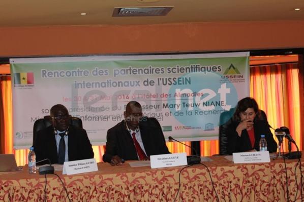 Première rencontre avec ses partenaires scientifiques internationaux : L'université El Hadj Ibrahima Niasse du Sine Saloum affûte ses armes