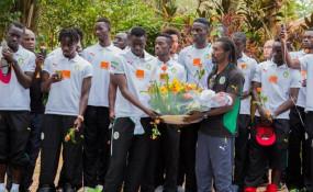 Rwanda/Sénégal – Les Lions ont rendu hommage aux victimes du génocide de 1994