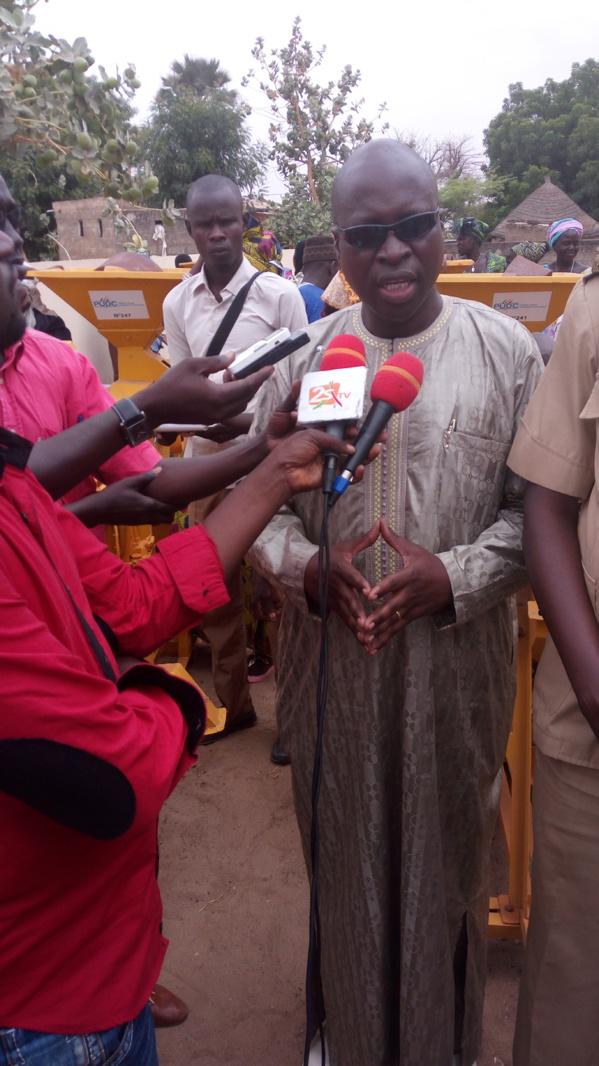 """Macodou Sène, maire de Niakhar : """"Le Pudc a libéré 32 villages des corvées quotidiennes"""""""