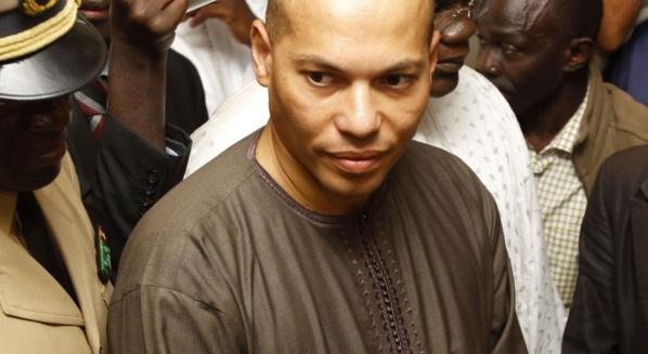 Karim Wade à Me Madické Niang: « Le fait d'être en prison est moins douloureux pour moi que le fait de ne pas être à vos côtés... »