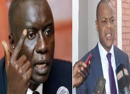 """La réponse d'Idy au ministre de la Jeunesse : """"Je ne répondrai pas à Mame Mbaye Niang, mais à son père"""""""