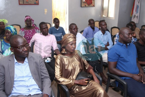 """Vidéo - Djiby Ndour, coordonnateur Cojer de la commune Gueule Tapée-Fass-Colobane : """"Nous ne faisons pas de chantage…"""""""