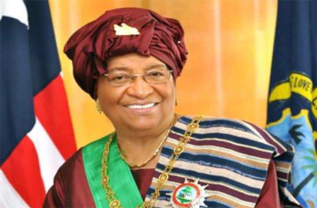 La Présidente du Liberia Ellen Johnson Sirleaf prend les commandes de la CEDEAO