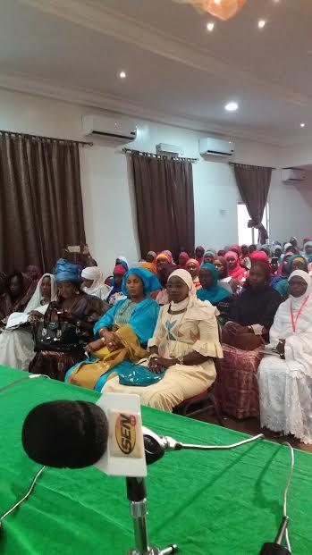 Les femmes du RIS lancent leurs activités pour le bien-être national