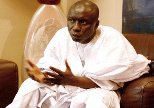 Idrissa Seck : « On ne peut pas nous faire croire que quelqu'un a volé des milliards et se lever un jour pour dealer »