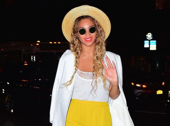 Beyoncé remporte le titre d'icône de la mode 2016