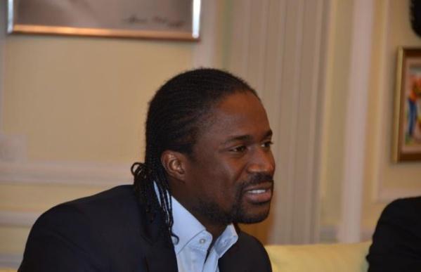 Alassane Ndour : « J'entrevois Gabon 2017 avec beaucoup de sérénité »