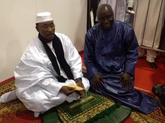 Journées culturelles Cheikh Ahmadou Bamba de Brescia : Idrissa Seck en guest star