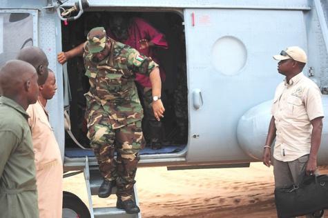 Lutte contre le terrorisme : Macky sur le pied de guerre