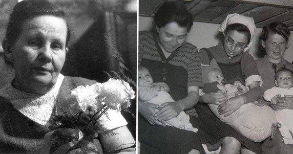Sage-femme à Auschwitz, elle a fait accoucher près de 3000 bébés et a tenté de les sauver des horreurs du camp d'extermination. Incroyable !