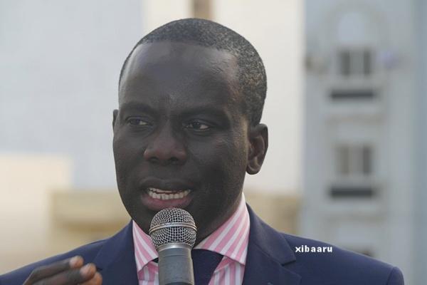 """Dialogue national : Gackou dénonce le """"wax waxeet"""" de Decroix, Idy et Pape Diop"""