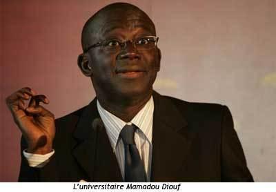 Pr Mamadou Diouf de Colombia University perd sa femme