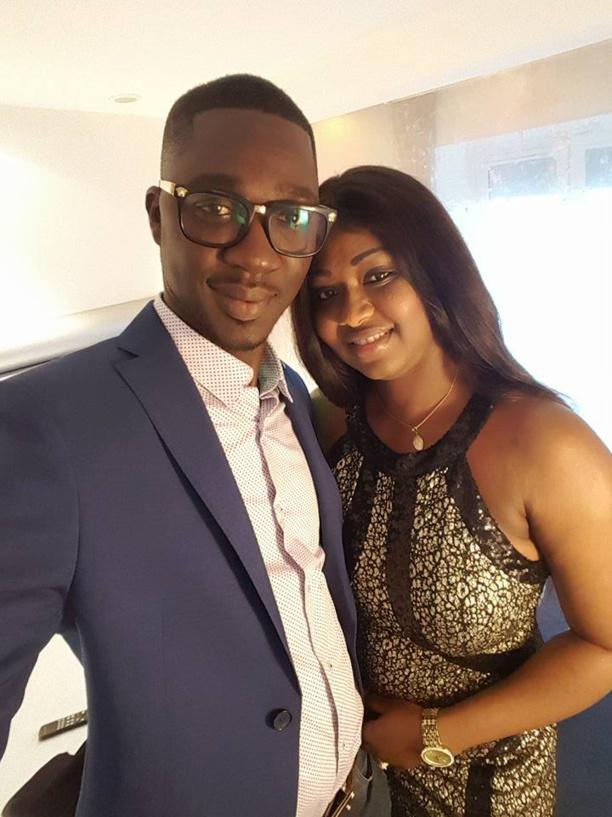 Seck Ndanane et Rabiatou: un couple bien swagg