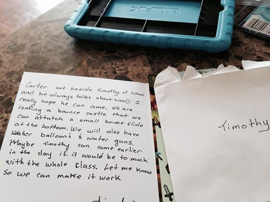 Cette maman écrit une lettre déchirante à propos de son enfant autiste