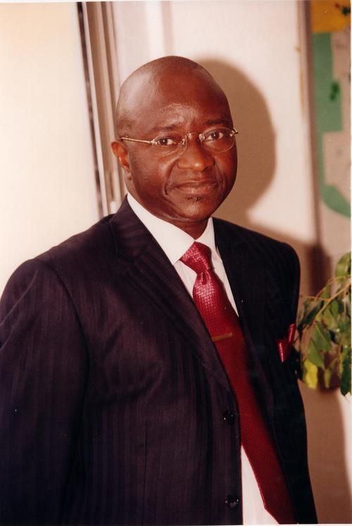 """Marcel Mendy, porte-parole des Cae : """"Amady Diouf remplit toutes les conditions pour être juge aux Cae"""""""