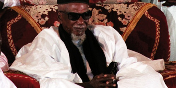 Le Khalife général des Mourides endeuillé: Serigne Sidy Mokhtar a perdu son épouse