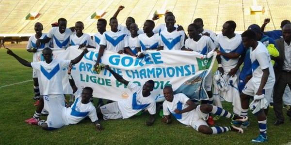 Ligue 1 : Gorée Champion du Sénégal