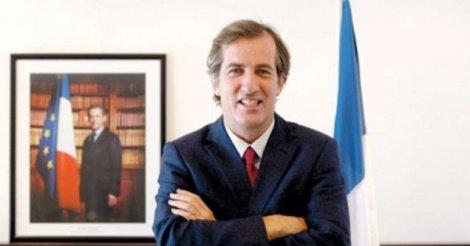S.E.M. Christophe Bigot, nouvel Ambassadeur de France au Sénégal est arrivé à Dakar