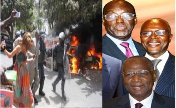 """Farba Senghor se souvient du 23 juin 2011 : """"Niasse, Tanor Bathily étaient des pyromanes avides de pouvoir"""""""