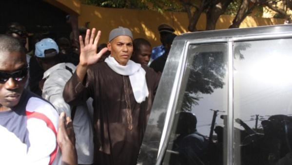 Dernière minute: Karim Wade libéré après plus de 3 ans de prison