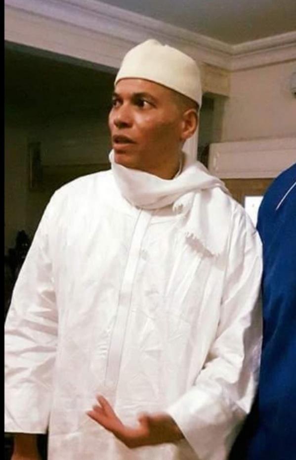 Un proche de Karim conteste Jeune Afrique : « On lui a demandé de partir en exil et d'éviter de... »
