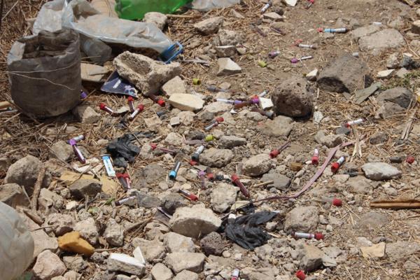 Scandale sanitaire et écologique à Dakar : Du sang contaminé jeté dans une décharge sauvage