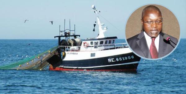 Le ministre Oumar Guèye sur les accords de pêche : Les négociations se poursuivent avec la Mauritanie