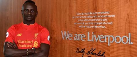 Officiel : Liverpool casse sa tirelire pour Sadio Mané