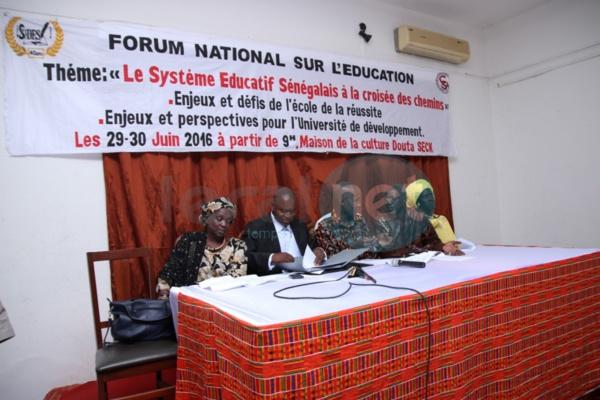 Célébration de son 40e anniversaire : Le Sudes appelle à la mobilisation pour la mise en œuvre des réformes de l'éducation