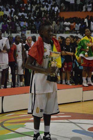 Entretien avec... Yacine Diop, basketteuse ex-U18 : « On ne m'a jamais dit que j'étais sanctionnée »