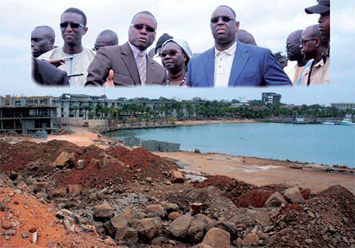 Macky Sall suspend toutes les constructions sur la Corniche