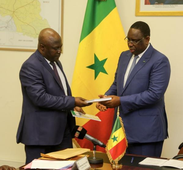 """Ibrahima Wade, ancien Directeur général de la Sn Hlm : """"Le rapport de la Cour des Comptes ne concerne pas ma gestion"""""""