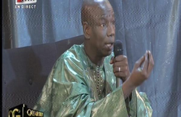 Vidéo - La grande générosité d'Abdoulaye Wilane : Il décore les animateurs de Quartier général avec plus d'une dizaine de …