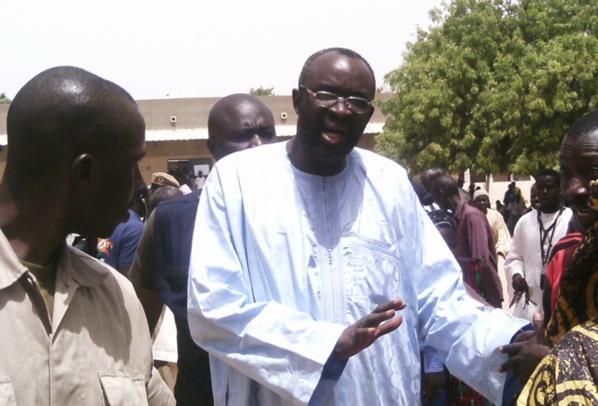 Laylatoul  Khadr à Touba : Le député Cissé Lô, la grande attraction !