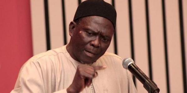 """Moustapha Diakhaté: """"Idrissa Seck n'a que l'insulte à la bouche…"""""""