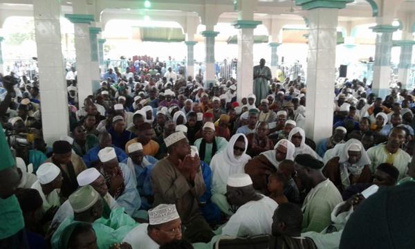 Thierno Cheikh Oumar Mouhamadou El Bachir aux jeunes du Sénégal : '' le But de l'existence humaine est d'adorer Allah''