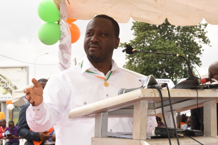 Soro Guillaume appelle les Ivoiriens à se mobiliser pour la revision de la liste électorale